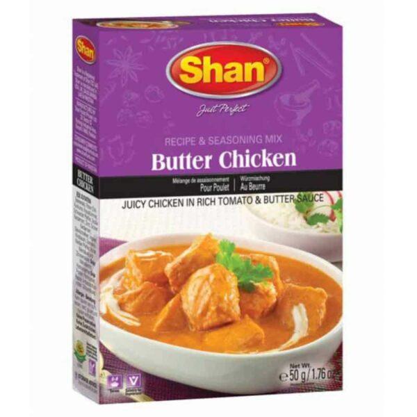 Butter chicken mas. 50g