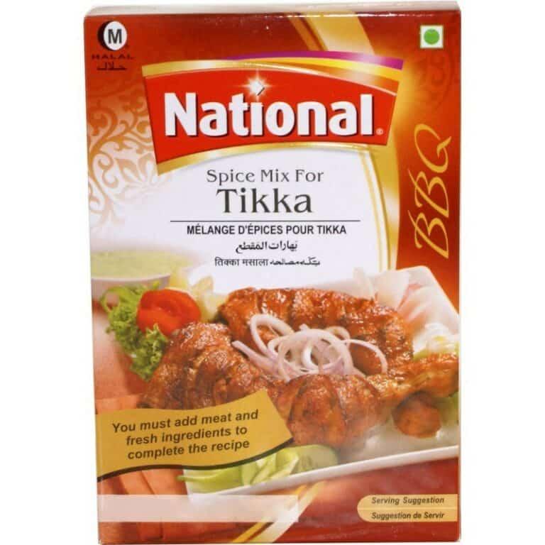 Tikka masala 50g - National