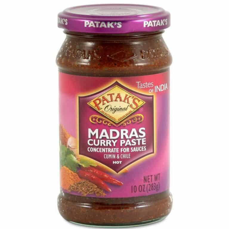 Madras paste 283g