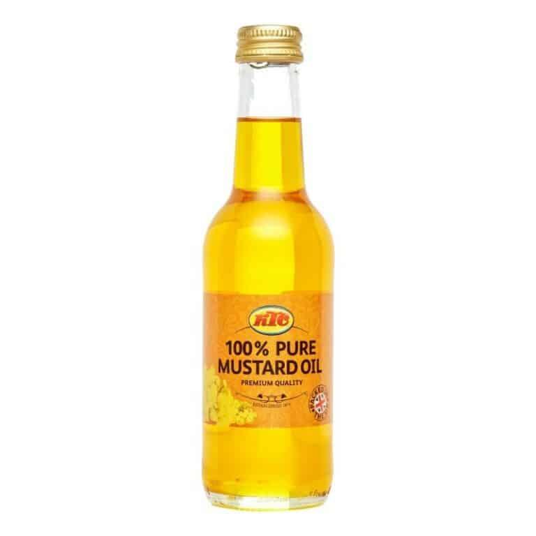 Mustard oil 500ml - KTC