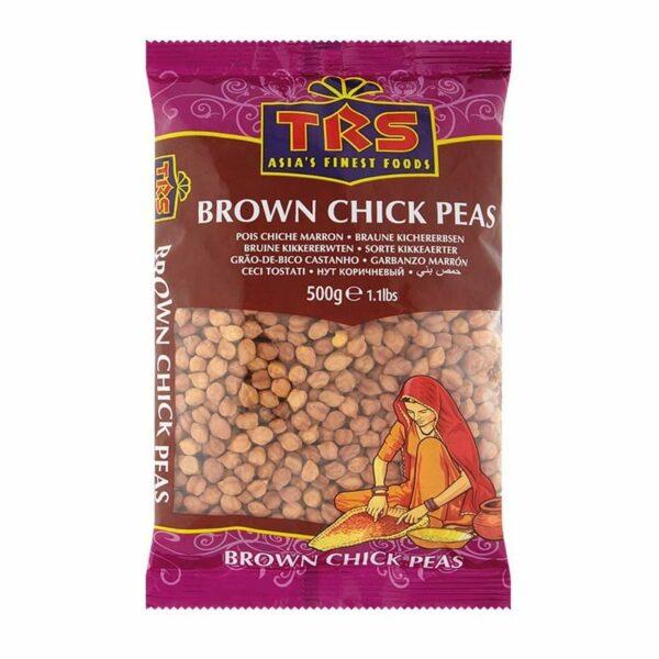Chick peas brown 500g