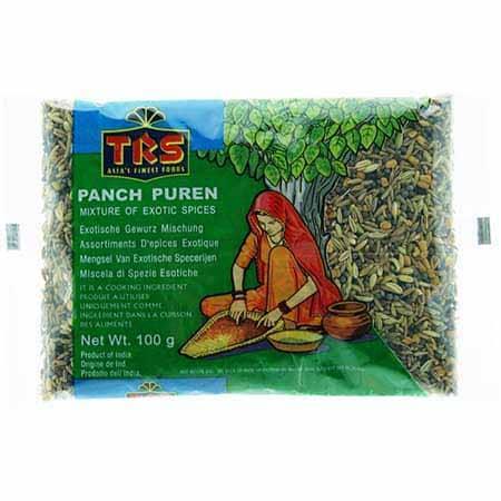 Panch Puren 100G - TRS