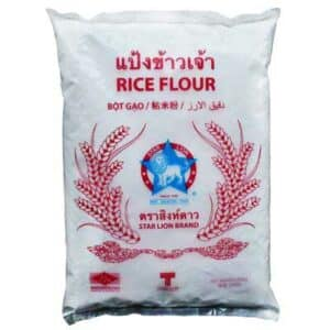 Rice Flour Star Lion