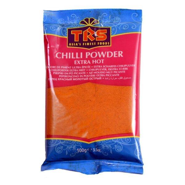 Chilli Powder Extra Hot 100G – TRS