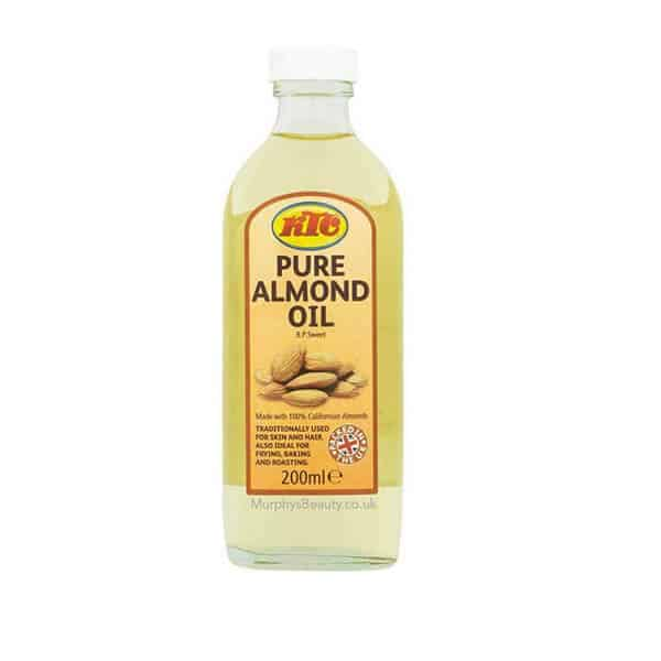 Almond Oil 200ml KTC