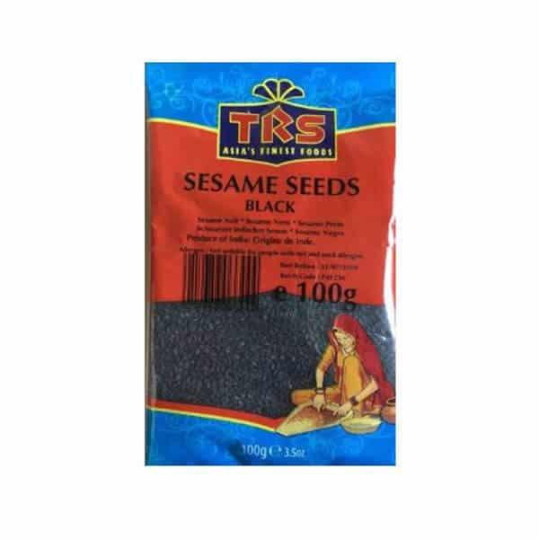 Black Sesame Seeds 100g TRS