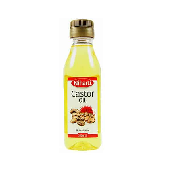 Castor Oil 250 ml Niharti