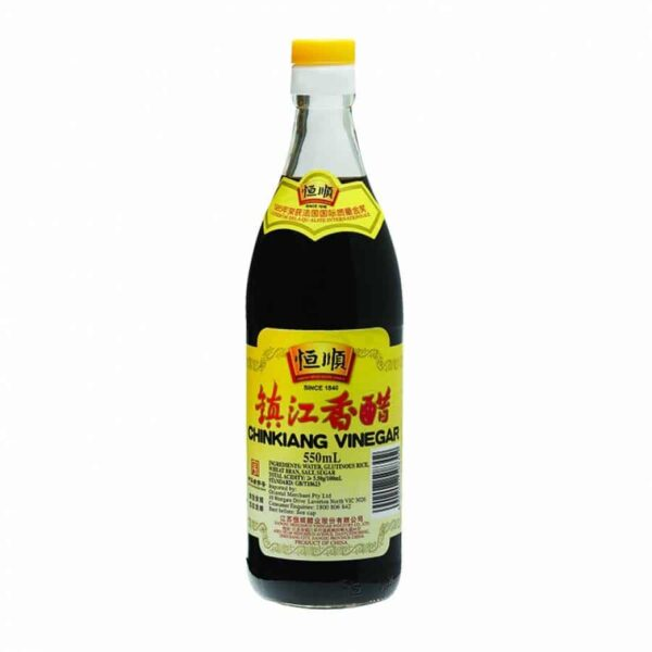 Chinkiang Vinegar 550ml