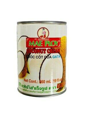 Coconut Cream 400ml – Mae Ploy