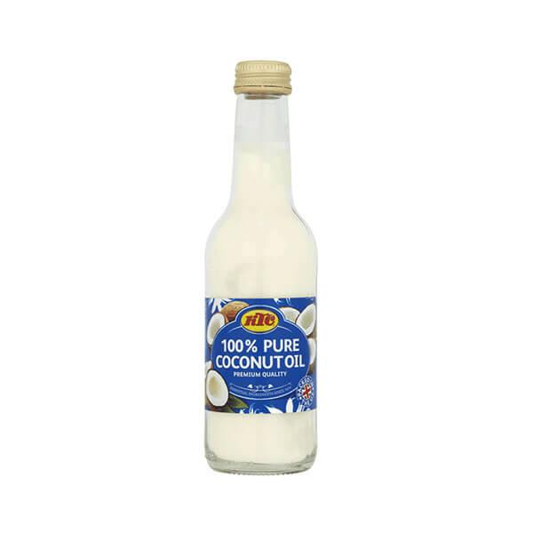 Coconut Pure Oil 250ml KTC