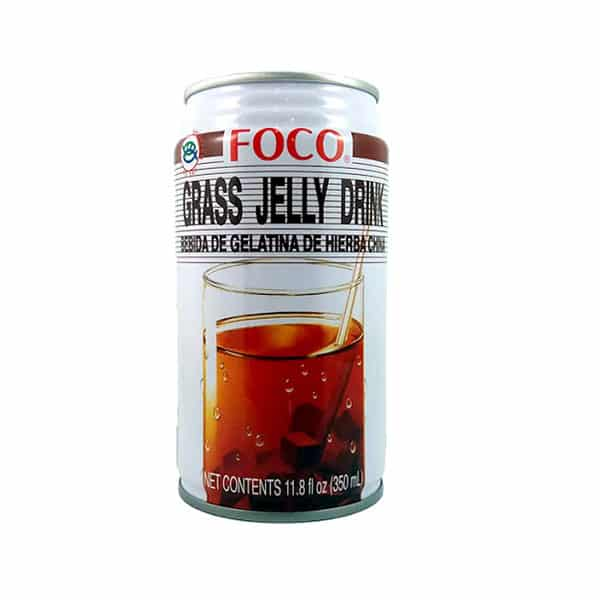 FOCO GRASS JELLY DRINK 350 ML