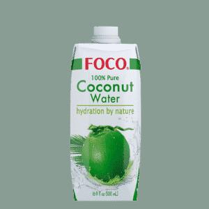 Foco Coconut Water Nature 500ml