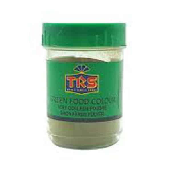 Food Color Green25g TRS