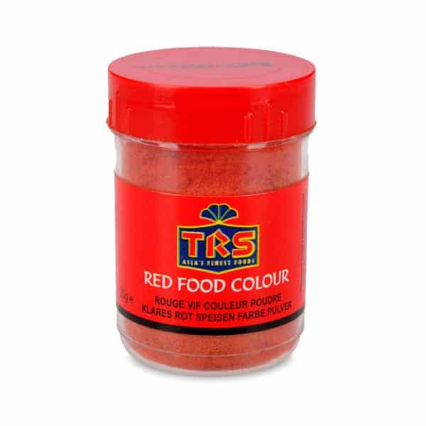 Food Color Red 25g TRS