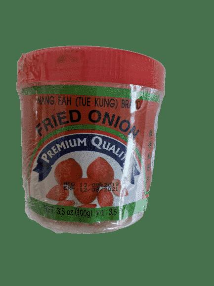 Fried Onion 100G – Valkom