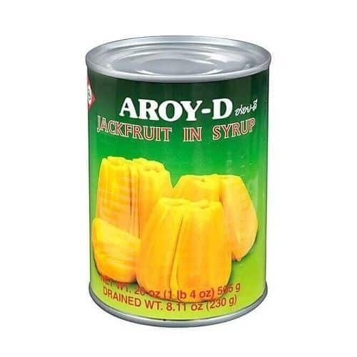 Jackfruit in Syrup 565g - Aroy-D