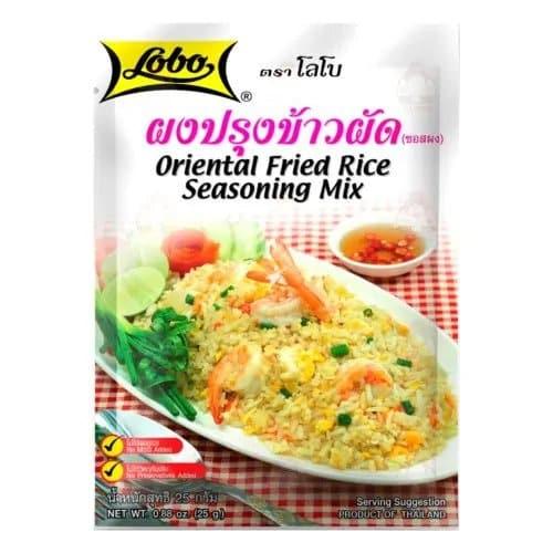 LOBO Oriental Fried Rice Mix 25G
