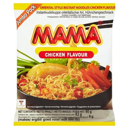 MAMA Chicken Flavour 90G