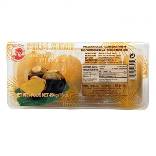 Palm Sugar 454G - Cock Brand