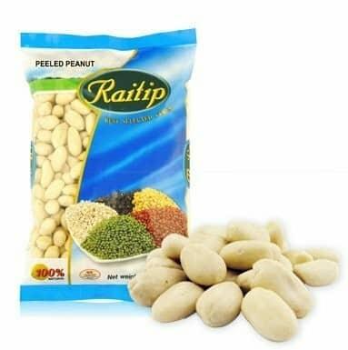 Peeled Peanut 500g – Raitip