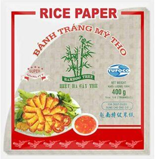 Rice Paper 31cm 1/4 400G - Banh Trang