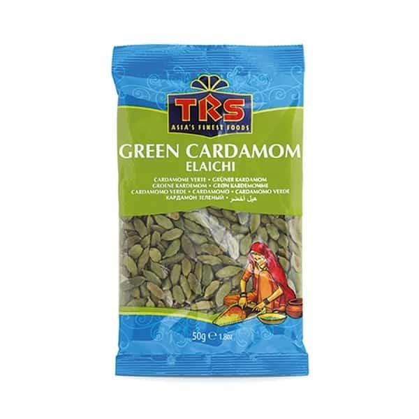 Green Cardamom Whole 50G