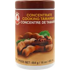 Tamarind Concentrate 454g - Cock