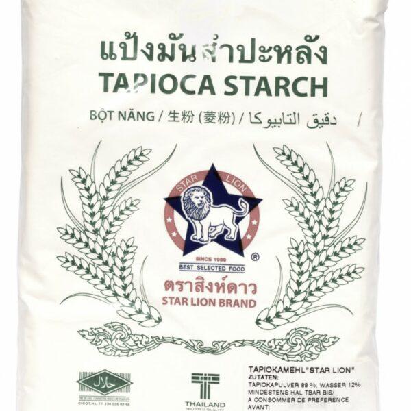 Tapioca Starch 500G -Star Lion Brand