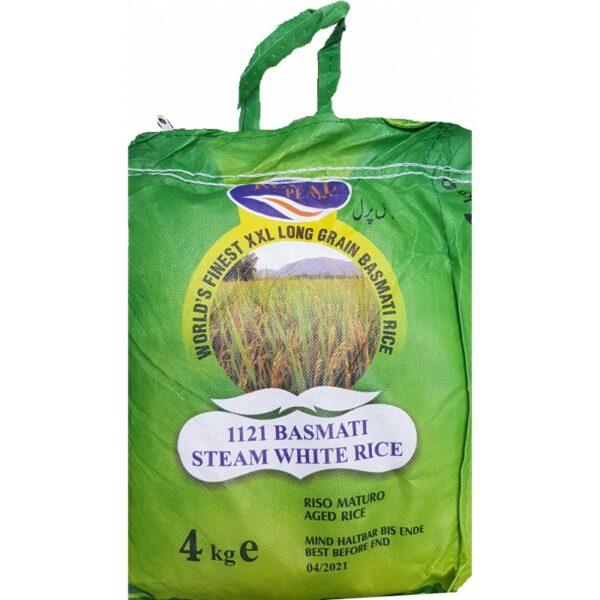 Royal Pearl Extra Long Grain Rice 4 Kilo