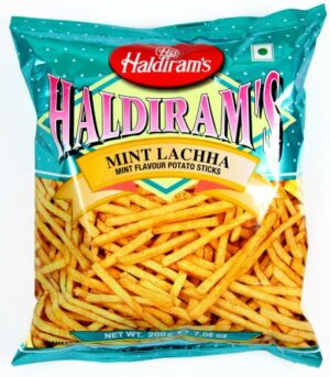Mint Lachha 200g - Haldiram