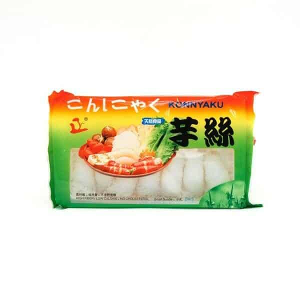 Shirataki Noodle Gluten Free 325g - Konnyaku