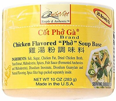 Chicken Flavored Pho Soup Base 283G