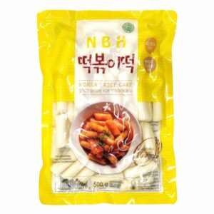 Korean Rice Cake 500g Stick Shape - NBH