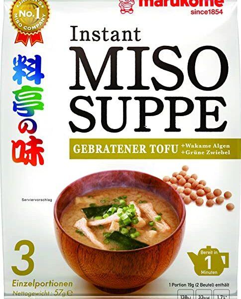 Marukome Miso Soup