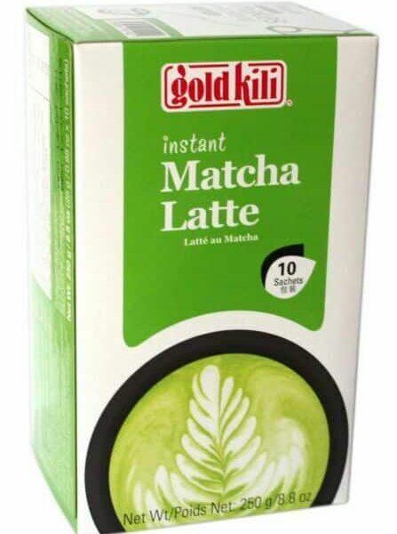 Matcha Latte 10 x 25g – Gold Killi