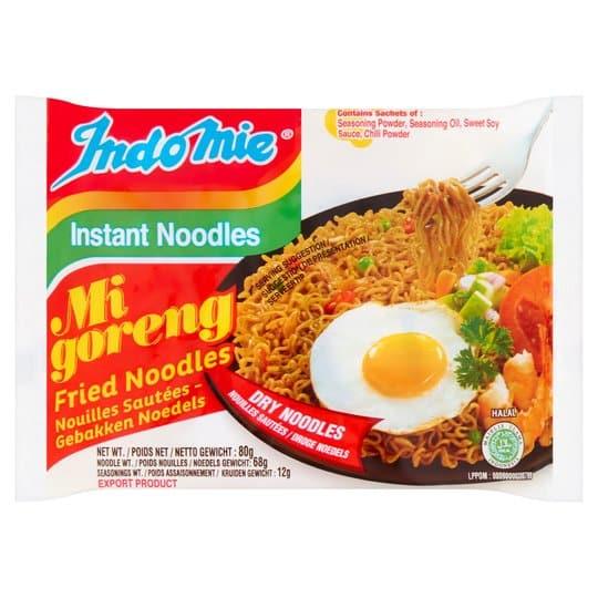 Mi Goreng Instant Noodles - Indo Mie