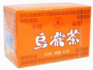 Oolong Tea 40g 20 bags - Chinatea