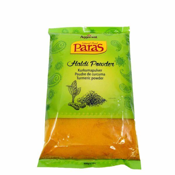 Tumeric Powder (Haldi) 100g – Paras