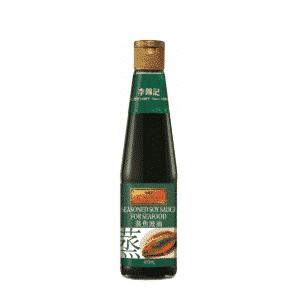 Seasoned Soy Sauce for Seafood 410ml - LKK