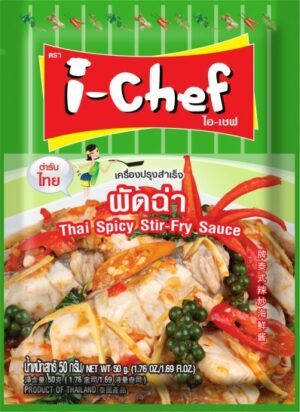 Thai Spicy Stir Fry Sauce 50g - iChef