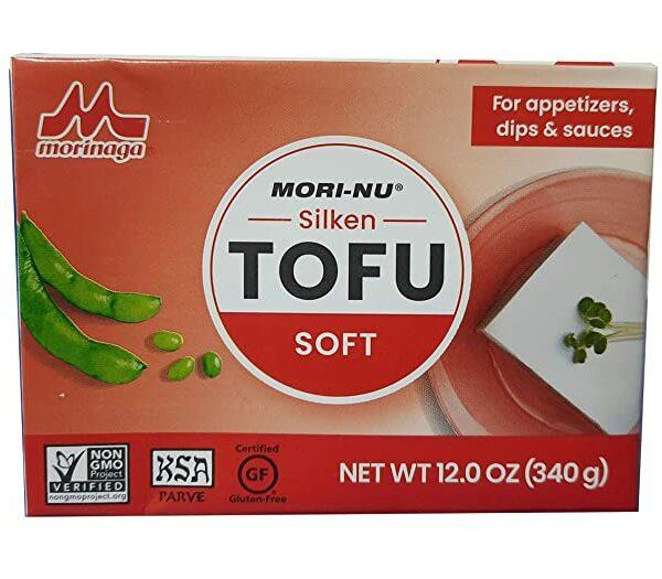Tofu soft 349g Silken - Mori-Nu