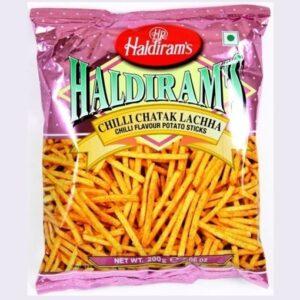 Chilli Chatak Lachha 200g - Haldiram's