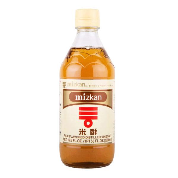 Rice Flavoured Distillled Vinegar 500ml - Mizkan
