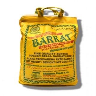 Sela Basmati Rice 5kg - Barkat