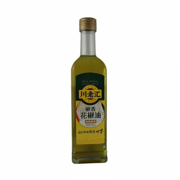 Sichuan Pepper Oil 360ml