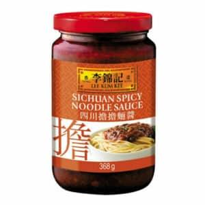 Sichuan Style Spicy Noodle Sauce 368g – LKK