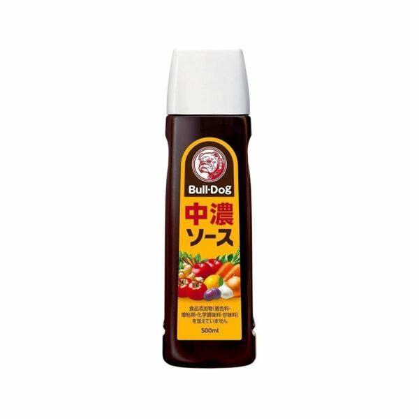 Tonkatsu Sauce 500ml - Bulldog