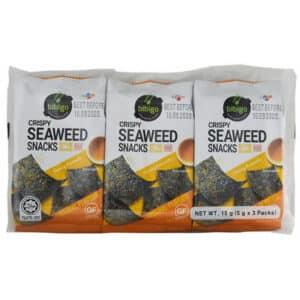 Crispy Seaweed Sesame Bibigo