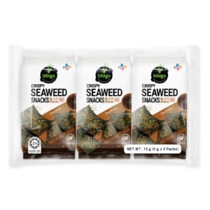 Crispy Seaweed Snack Korean BBQ Flavour