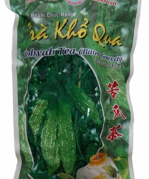 Bitter Gourd Tea Tra Kho Qua